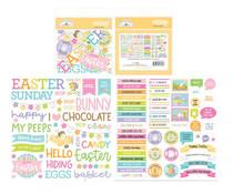 Doodlebug Design Hippity Hoppity Chit Chat (7182)