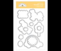 Doodlebug Design Hippity Hoppity Doodle Cuts (7179)