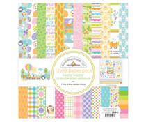 Doodlebug Design Hippity Hoppity 12x12 Inch Paper Pack (7193)