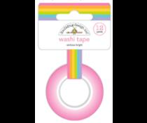 Doodlebug Design Rainbow Bright Washi Tape (7198)