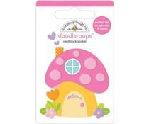 Doodlebug Design Fairy House Doodle-Pops (7205)