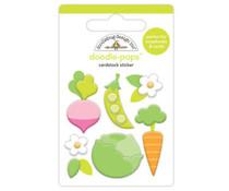Doodlebug Design Lttle Garden Doodle-Pops (6242)