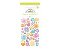 Doodlebug Design Spring Garden Shape Sprinkles (7202)