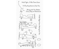 My Favorite Things High-Flying Adventure Clear Stamps (CS-557)
