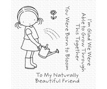 My Favorite Things Grow Together Clear Stamps (PI-318)