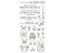 My Favorite Things Spring Gnomes Clear Stamps (BB-121)