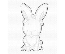 My Favorite Things Wish You Were Hare Die-namics (MFT-1958)