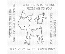 My Favorite Things A Very Sweet Somebunny Clear Stamps (RAM-004)