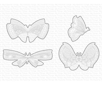 My Favorite Things More Brilliant Butterflies Die-namics (MFT-1961)