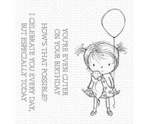 My Favorite Things Birthday Cutie Clear Stamps (RAM-007)