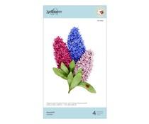 Spellbinders Hyacinth Etched Dies (S4-1083)