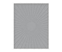 Spellbinders Sun Rays Embossing Folder (SES-021)