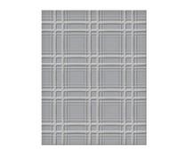 Spellbinders Plaid Company Embossing Folder (SES-018)