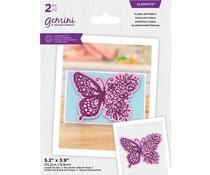 Gemini Floral Butterfly Elements Dies (GEM-MD-ELE-FLBU)