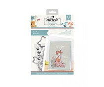 Crafter's Companion Pawsitivity Purrfect Stamp & Die Set (NIT-PAW-STD-PUR)