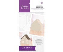 Crafter's Companion Cosy Cottage Templates (CC-TP-COSCOT)