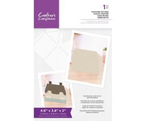 Crafter's Companion Thatched Cottage Templates (CC-TP-THACOT)
