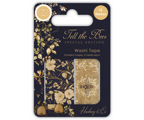 Craft Consortium Tell the Bees Special Edition Washi Tape (CCWTPE008)