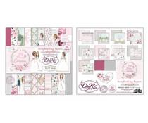 DayKa Trade Mi Primera Comunión Niña 8x8 Inch Paper Pack (SCP-1035)