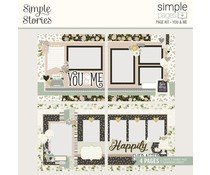 Simple Stories Simple Pages Kit You & Me (15528)