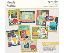 Simple Stories Simple Cards Kit You've Got Class (14929)