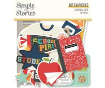 Simple Stories School Life Bits & Pieces (14916)