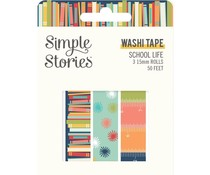 Simple Stories School Life Washi Tape (14924)
