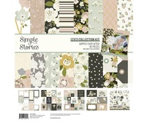 Simple Stories Happily Ever After Collection Kit (15500)