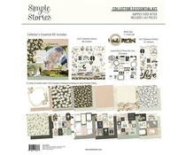 Simple Stories Happily Ever After Collector's Essential Kit (15530)