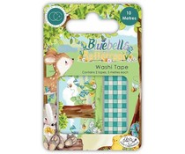 Craft Consortium Bluebells and Buttercups Washi Tape (CCWTPE009)