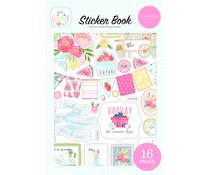 Carta Bella Summer Sticker Book (CBS133029)