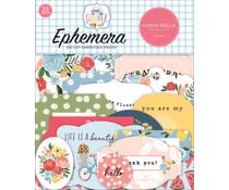 Carta Bella Summer Ephemera (CBS133024)