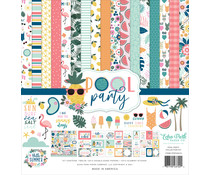 Echo Park Pool Party 12x12 Inch Collection Kit (POP240016)