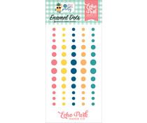 Echo Park Pool Party Enamel Dots (POP240028)