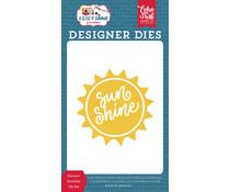 Echo Park Summer Sunshine Designer Dies (SOS241042)