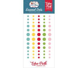 Echo Park A Slice Of Summer Enamel Dots (SOS241028)
