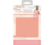 Crafter's Companion Caring Thoughts 4x6 Inch Card Blanks and Envelopes (S-CT-CB-EN-4X6)