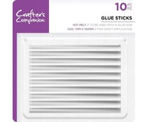 Crafter's Companion Glue Sticks 7mm (10PC) (CC-TOOL-GLUST7-10)