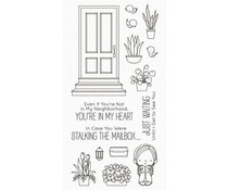 My Favorite Things Sittin' Pretty Clear Stamps (BB-122)