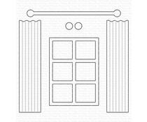 My Favorite Things Window Dressing Die-namics (MFT-1973)