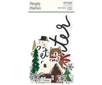 Simple Stories Simple Pages Pieces Winter (15903)