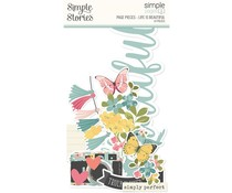 Simple Stories Simple Pages Pieces Life is Beautiful (15927)