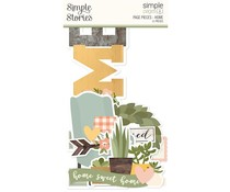 Simple Stories Simple Pages Pieces Home (15926)