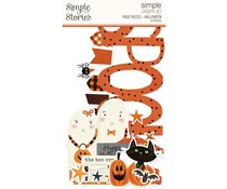 Simple Stories Simple Pages Pieces Halloween (15909)