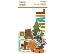 Simple Stories Simple Pages Pieces Happy Trails (15923)