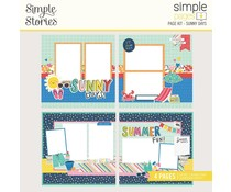 Simple Stories Simple Pages Kit Sunny Days (15127)