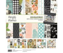 Simple Stories Simple Vintage Farmhouse Garden Collection Kit (15000)