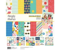 Simple Stories Sunkissed Collection Kit (15100)