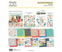 Simple Stories Sunkissed Collector's Essential Kit (15129)