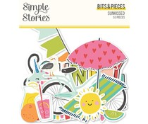 Simple Stories Sunkissed Bits & Pieces (15116)